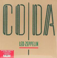 Coda  LED ZEPPELIN Vinyl Record