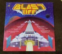 """1982 K-Tel Presents """"Blast Off"""" LP - K-Tel International Records (TU-2960) NM"""