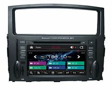 Mitsubishi Pajero V93 V97 GPS navigation Headunits Car DVD player Radio Stereo