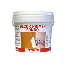 LITOKOL primer epossidico a 2 componenti bianco DECOR PRIMER FONDO - 5kg
