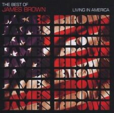 James Brown - Living in America (The Best Of) [New & Sealed] CD