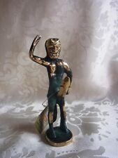 ★ Bronze Figur Satyr griechische Mythologie mit antiker Patina (323)
