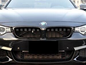 Carbon Fiber Front Kidney Grilles for BMW 4 Series F32 F33 F36 M4 F8X & M3 F80