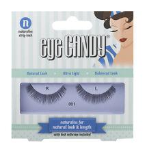 Eye Candy 50's Style Lashes - 001 - False Eyelashes with Glue Adhesive