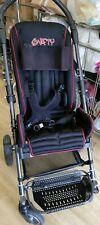 Tendercare Swifty special needs buggy Disability buggy Disability pushchair