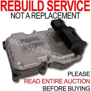 Rebuild Repair of 98 99 00 01 02 03 04 05 Dodge RAM 1500 2500 3500 KH ABS Module