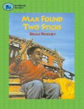 Max Found Two Sticks (Stories to Go!)-ExLibrary