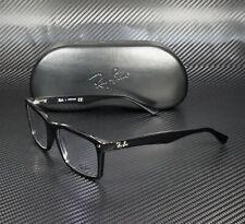 RAY BAN RX5287 2000 Black Demo Lens 54 mm Men's Eyeglasses