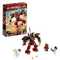 LEGO NINJAGO Bau Konstruktionsspielzeug Samurai-Roboter Kinder Spielzeug NEU