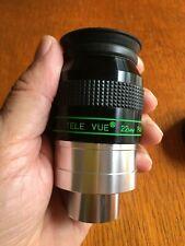 "Tele Vue 22mm Panoptic 1.25""/2"" Telescope Eyepiece"