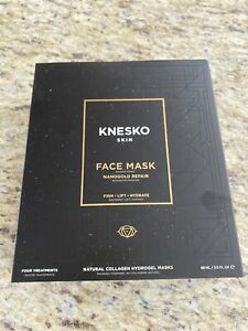 Knesko Skin Face Mask Nanogold Repair Face Mask 4 Treatments 88ml (New)