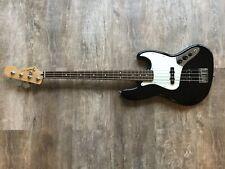 Fender Standard Jazz Bass Black/ Schwarz Made in Mexiko