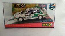 "SCX Scalextric Skoda Octavia WRC ""Eriksson"" Ref.61240 1/32 Nuevo"