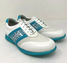 New Sandbaggers Sandy Malibu Women's Golf Shoes Size 8.5