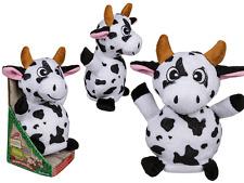 Laber sprechende Plüsch Kuh mit Aufnahme Wiedergabefunktion Piepsstimme