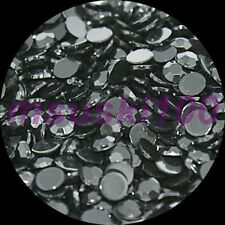 Decorazioni nero acrilico senza marca per unghie