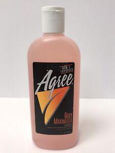 NOS Vintage Unused 15 oz Bottle of Agree Shampoo ~Body Maximizer ~Free shipping