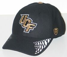 CENTRAL FLORIDA GOLDEN KNIGHTS SPIRAL BLK MEMORY FLEX FIT FITTED HAT/CAP XL NEW