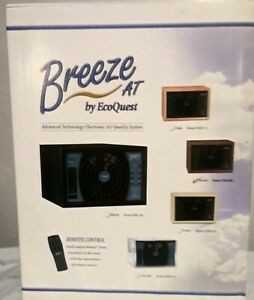 Breeze At Eco quest Air Purifier With  Remote Control Brand New