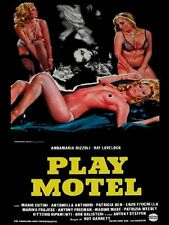 PLAY MOTEL  DVD THRILLER