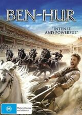 BEN HUR (2016) - BRAND NEW & SEALED DVD (JACK HUSTON, MORGAN FREEMAN)