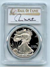 2004 W $1 Proof Silver Eagle PCGS PR70DCAM Paul Molitor