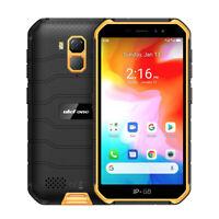 "Ulefone Armor X7 5"" Unlocked Cell Phone Quad Core Dual SIM 4G Smartphone Rugged"