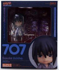 Nendoroid #707 Sasuke Uchiha (Boruto's Teacher) Naruto Shippuden AUTHENTIC