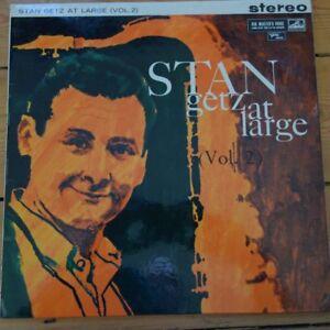 CSD 1320 Stan Getz At Large Vol. 2