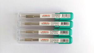 Lot of 4 Original JBC Soldering Tip C245001 C245903 C245930 C245957