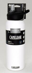 CamelBak Eddy+ SST Vacuum Insulated Stainless Steel Water Bottle 32oz White