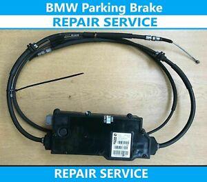 BMW X5 X6 E70 E71 E72 Electric Park Brake Module EPB REPAIR SERVICE 34436850289