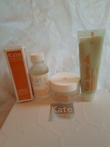 Kate Somerville ExfoliKate treament, cleanser, liquid, glow moisturiser Gift Set