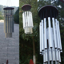 Outdoor Large Wind Chimes Bells Copper Tubes Yard Garden Home Decor Ornament New