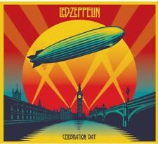 Led Zeppelin - Celebration Day: Deluxe Blu-ray/CD/DVD Edition [New CD] UK - Impo