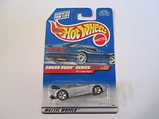 Hot Wheels C7R Callaway on '95 Camaro Sugar Race Series Card Error