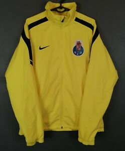 MEN'S NIKE N98 FC PORTO PORTUGAL JACKET TRAINING SOCCER FOOTBALL SIZE M MEDIUM