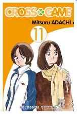 manga Cross Game tome 11 Shonen Mitsuru Adachi Tonkam EPUISE Rare VF Katsu ! 17