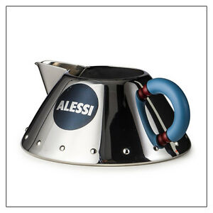 """Alessi Michael Graves """"Cremiera"""" Stainless Steel Creamer by Alessi"""