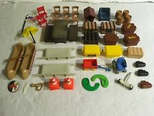 Lot 18: Playmobil 51 Various Theme Accessories - HUGE LOT - Gently Used