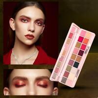 8 Farben 3D Stereo Lidschatten Palette Anfänger Beauty Matte Pearl