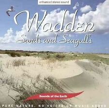 FREE US SHIP. on ANY 2 CDs! ~LikeNew CD Various Artists: Sounds of Earth: Wadden