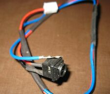 DC POWER JACK SONY VAIO IN PCG-K25 K27 K33 K45 w/ Cable Harness Socket Connector