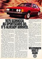 Red GL Vintage Advertisement Ad A20-B 1990 Volkswagen Jetta