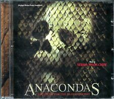 ANACONDAS:  Soundtrack of the Motion Picture  , Music by  NERIDA TYSON-CHEW