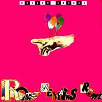 Holger Czukay Rome Remains Rome LP Album Vinyl Schallplatte 164619