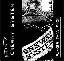One Way System - Punker Than F*ck: The Best of CD Stab The Judge Corrupted World