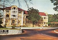 Vintage Postcard, The Law Courts, Freetown Sierra Leone, Africa 86W