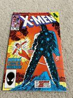 Uncanny X-Men #203, VF 8.0; Phoenix vs. Beyonder, Secret Wars
