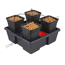 Atami Wilma Small 4 x 6 Ltr Pot - Complete Hydroponic Dripper Grow System